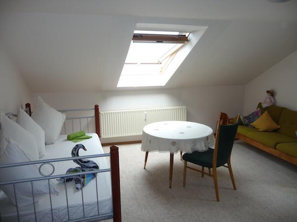 Schlafzimmer 2 - Bettsofa
