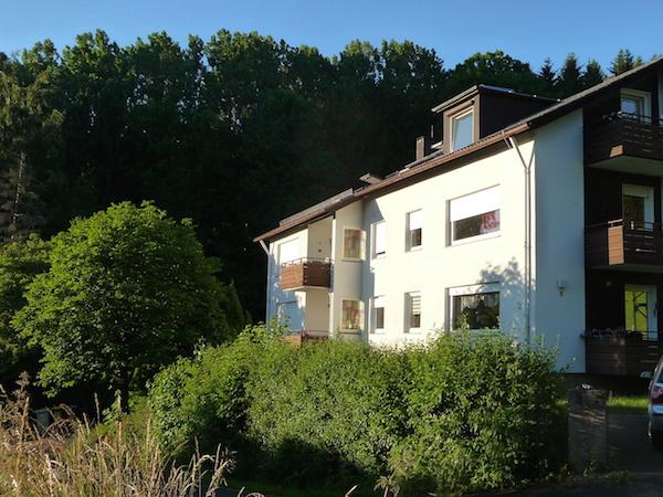 Rhön Bergblick Ferienwohnung